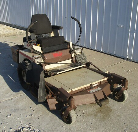 2002 Grasshopper 718 Commercial Front Mowers For Sale