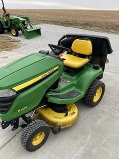 Riding Mower For Sale 2014 John Deere X304