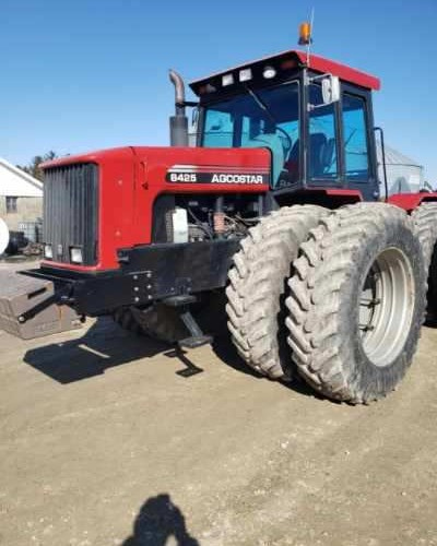 1995 Agco Star 8425 Tractor For Sale