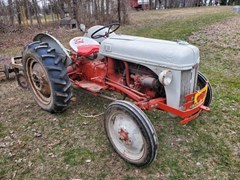 Tractor - Utility For Sale 1947 Ford 8N , 21 HP