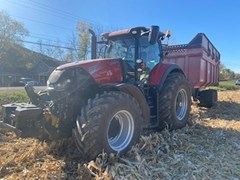 Tractor - Row Crop For Sale 2018 Case IH Optum 300 CVT , 300 HP
