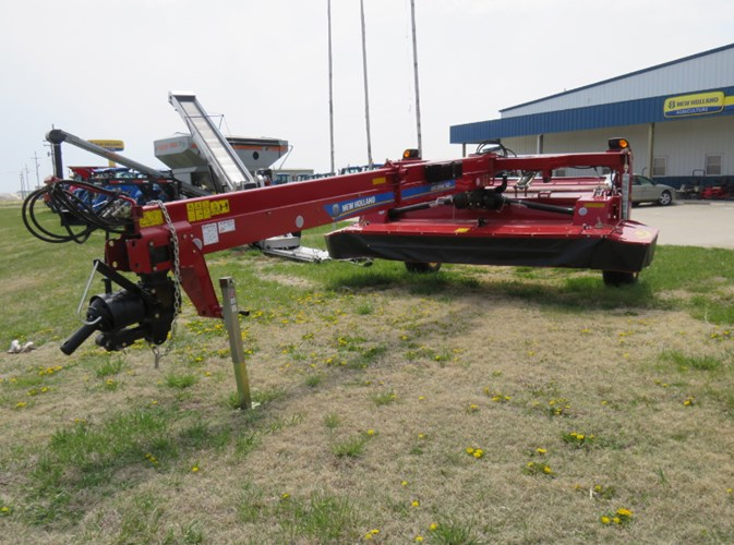 2020 New Holland 312R Windrower-Pull Type For Sale