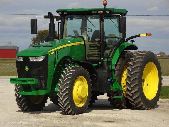 2020 John Deere 8245R Tractor - Row Crop For Sale