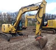 2014 Caterpillar 308E2CRSB Thumbnail 2