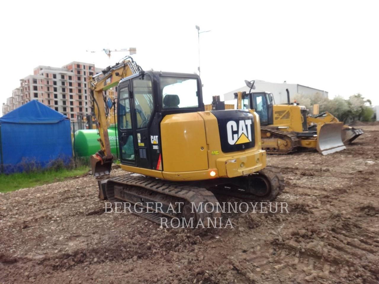 2014 Caterpillar 308E2CRSB Image 4