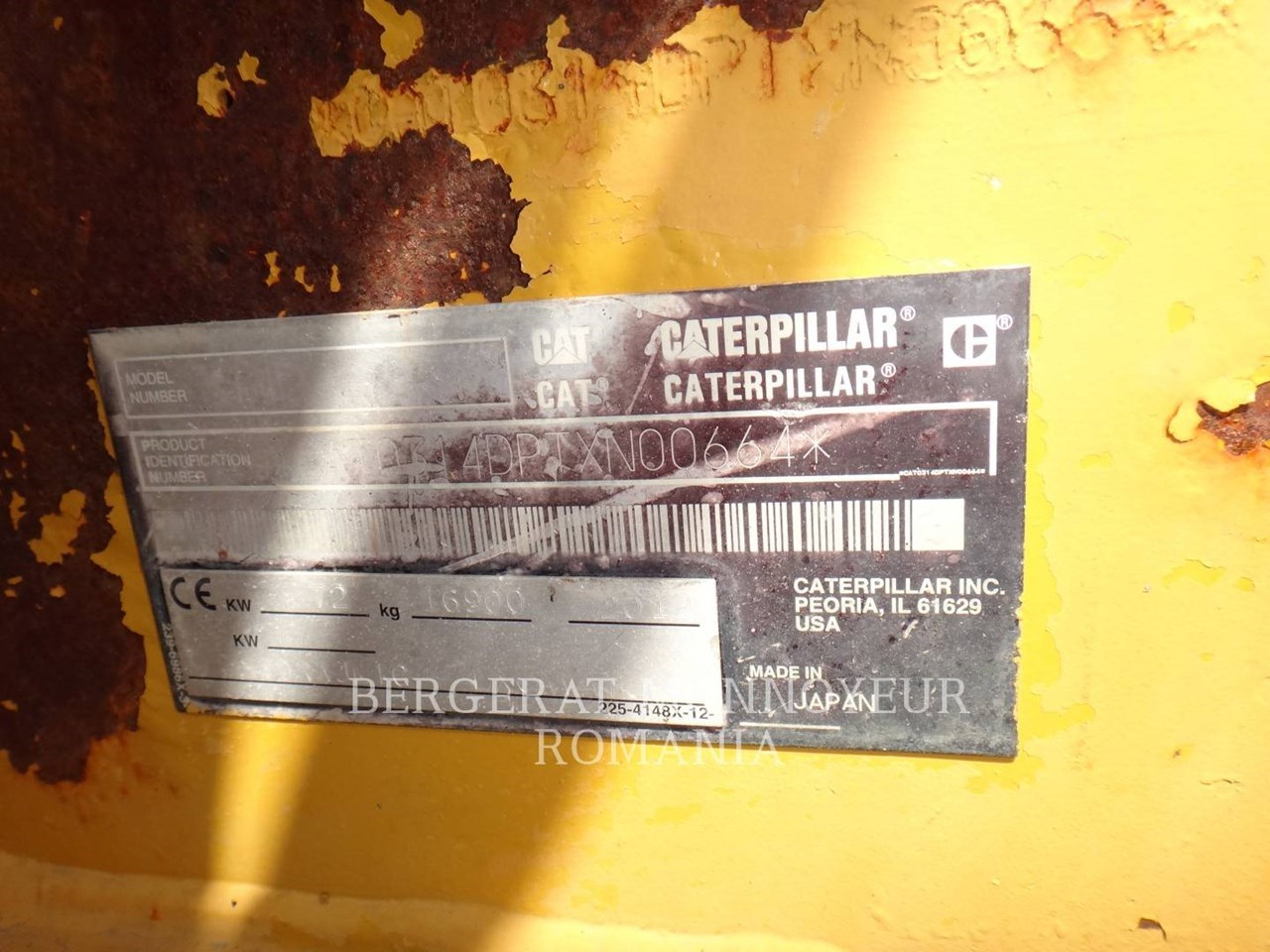 2012 Caterpillar 314DLCR Image 6
