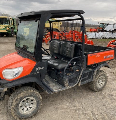 2016 Kubota X900 Utility Vehicle For Sale