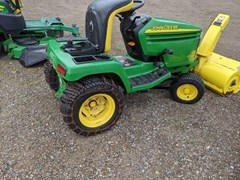 Lawn Mower For Sale 2002 John Deere 325 , 17 HP