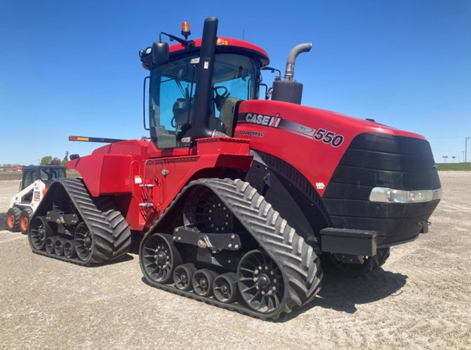 2013 Case IH STGR 550 Tractor For Sale