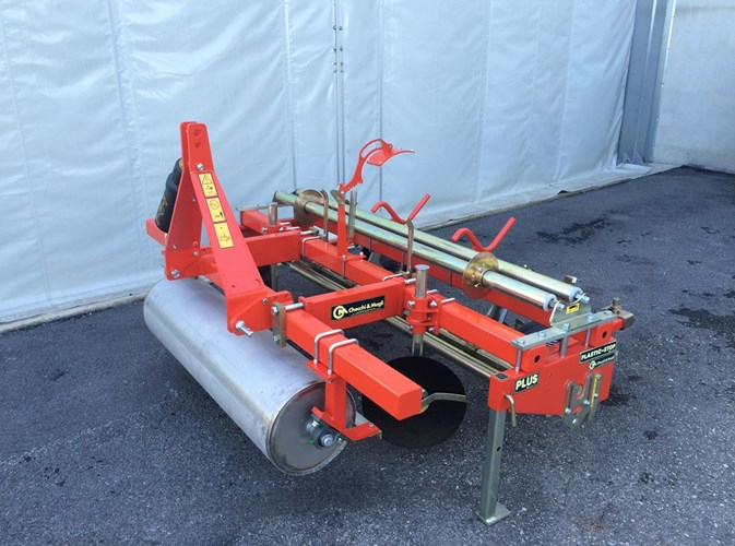 2020 Checchi & Magli PS14 Mulch Film Layer, Hemp  Planter For Sale