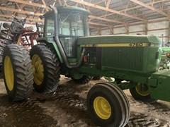 Tractor - Row Crop For Sale 1992 John Deere 4760 , 175 HP