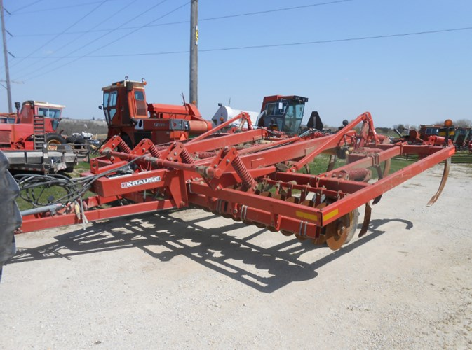 Krause 4813 Disk Ripper For Sale