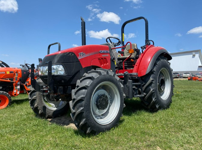 2020 Case IH FARMALL 75C Tractor For Sale