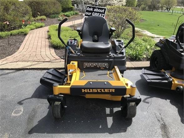 2021 Hustler RAPTOR XD 48 Zero Turn Mower For Sale