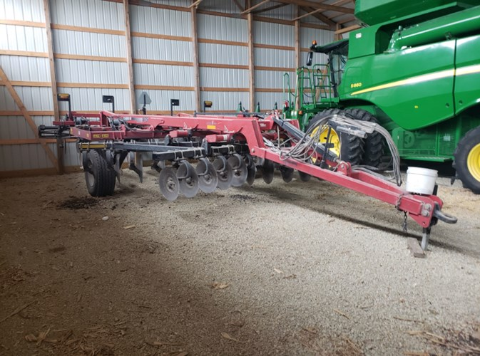 2014 Case IH 875 Disk Ripper For Sale