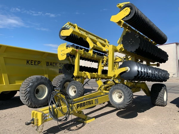 2021 Degelman PROTILL 26 Compact Speed Disc Tillage For Sale