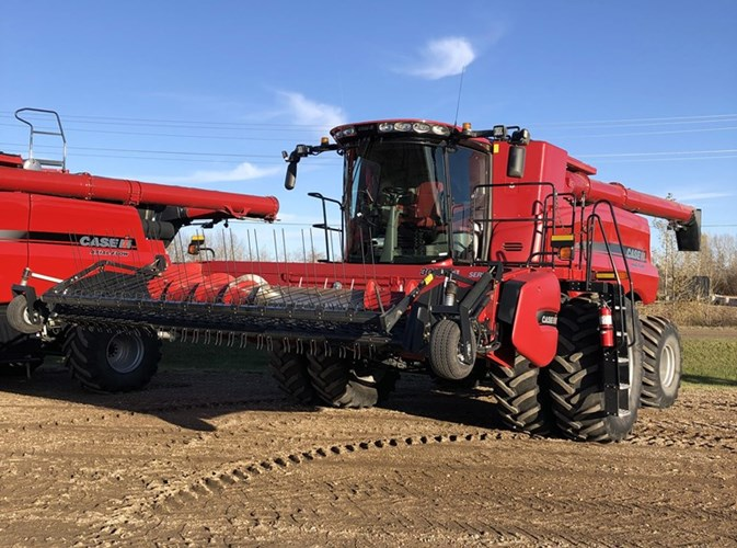 2018 Case IH 9240 Combine For Sale