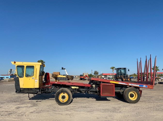 New Holland BALEWAGON Bale Wagon-Self Propelled For Sale