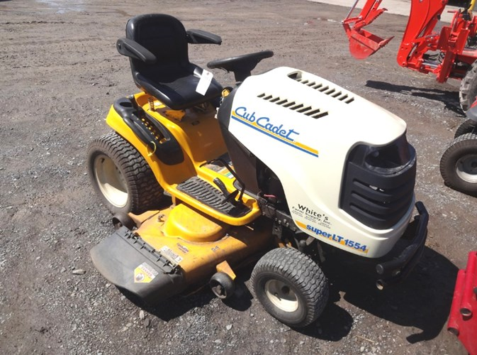 2007 Cub Cadet SLT1554 Riding Mower For Sale