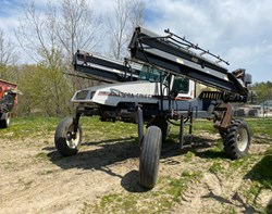 Sprayer-Self Propelled For Sale: Spra-Coupe 3440