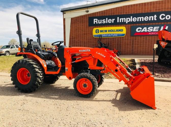 2020 Kubota B2650HSD Tractor For Sale