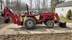 Tractor - Compact Utility For Sale 2010 Mahindra 2816 HST , 28 HP