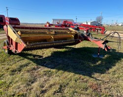 Mower Conditioner For Sale: New Holland 492