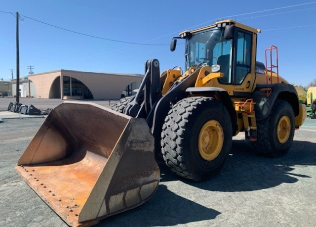 Volvo L110H Misc. Ag For Sale