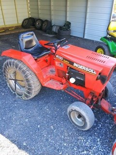 Lawn Mower For Sale 2000 Ingersoll Rand 4020 , 20 HP