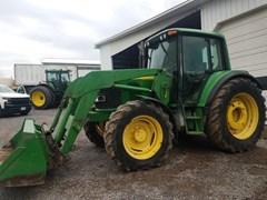Tractor - Utility For Sale 2002 John Deere 6420 , 90 HP