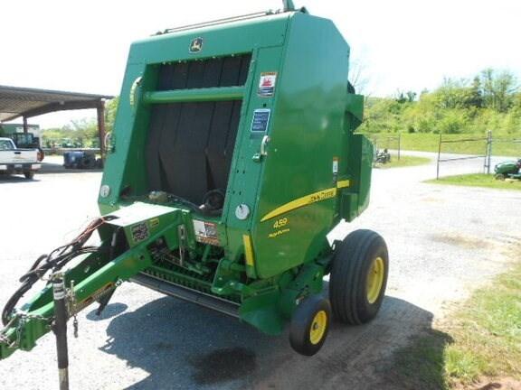 2012 John Deere 459 Baler-Round For Sale