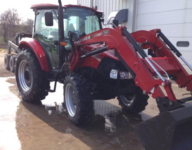 2020 Case IH 75C Farmall Tractor For Sale