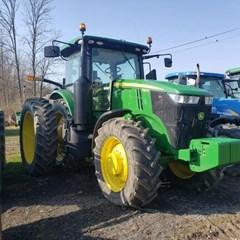 Tractor - Row Crop For Sale 2017 John Deere 7250R , 250 HP