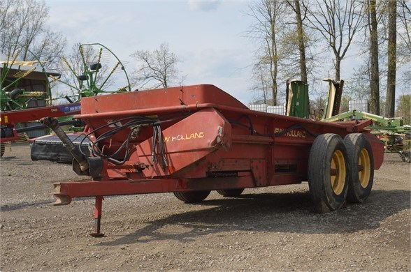 New Holland 185HBS Manure Spreader-Dry For Sale