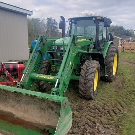 2015 John Deere 6120E Tractor - Utility For Sale