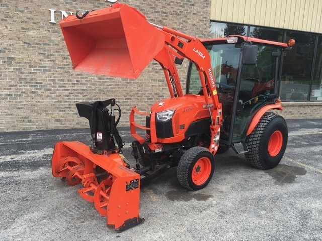 2014 Kubota B3350HSDC Tractor For Sale