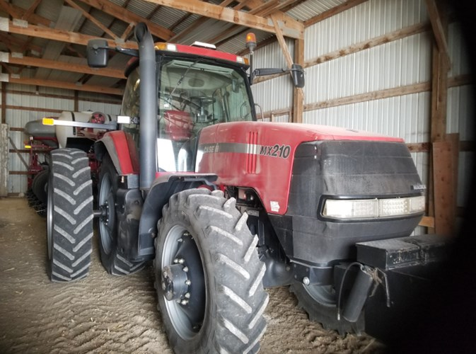2005 Case IH MX 210 Tractor For Sale