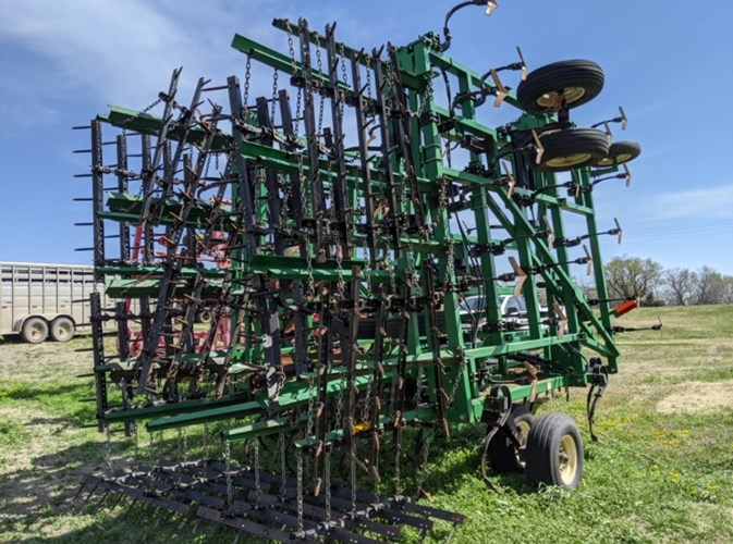 2009 Great Plains 6548 Field Cultivator For Sale