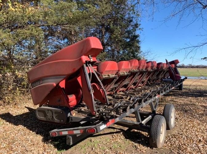 2013 Case IH 3412 Header-Corn For Sale