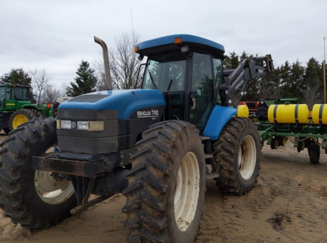 1998 New Holland TV140 Tractor For Sale