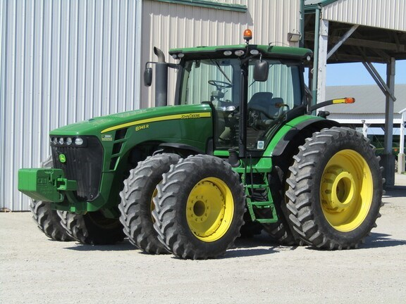 2010 John Deere 8345R Tractor - Row Crop For Sale