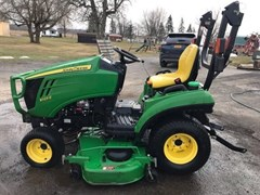 Tractor - Compact Utility For Sale 2014 John Deere 1023E , 21 HP