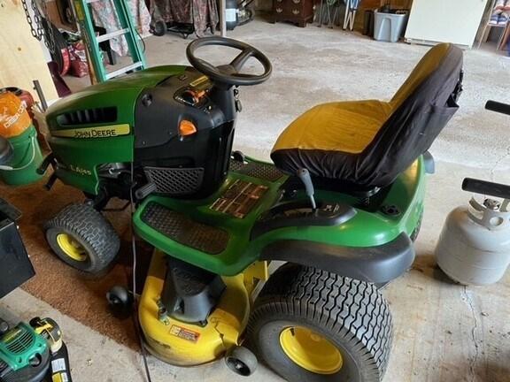2008 John Deere LA145 Lawn Mower For Sale
