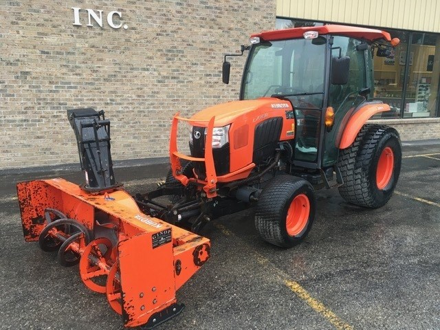 2015 Kubota L4760HSTC Tractor For Sale
