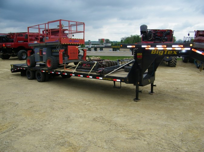 2021 Big Tex Trailers 22GN HD Equipment Trailer For Sale