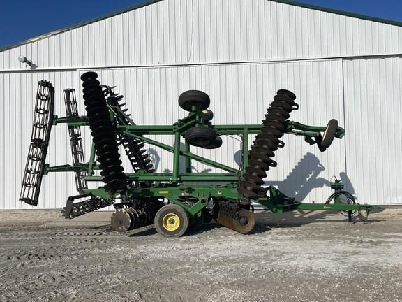 2013 John Deere 2623VT Vertical Tillage For Sale