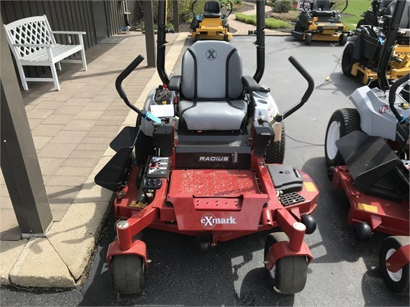2021 Exmark RAE708GEM52300 Zero Turn Mower For Sale