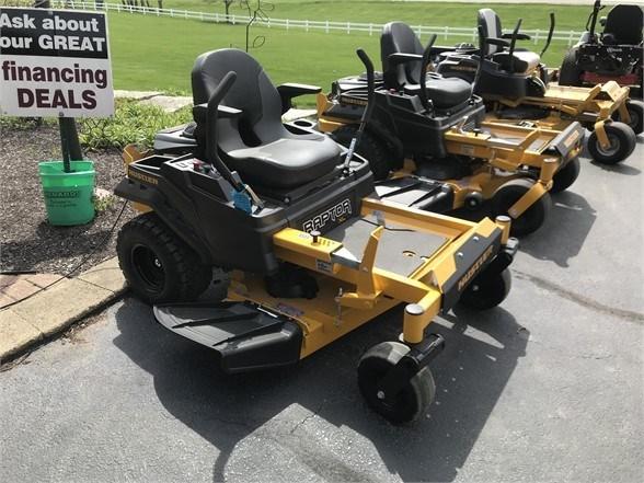 2021 Hustler RAPTOR XL 42 Zero Turn Mower For Sale