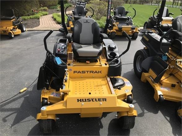 2021 Hustler FASTRAK 54 Zero Turn Mower For Sale