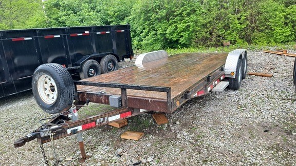 2011 Other TA20x83 Utility Trailer For Sale